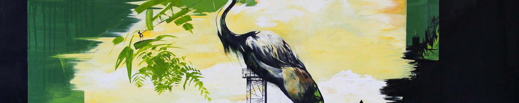 Cranes & Cranes