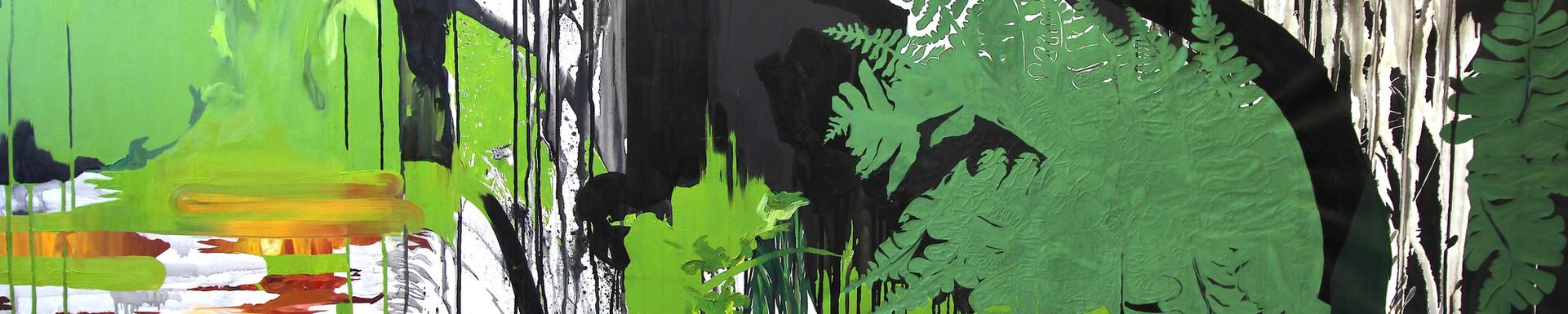 The Waterfallin' Green