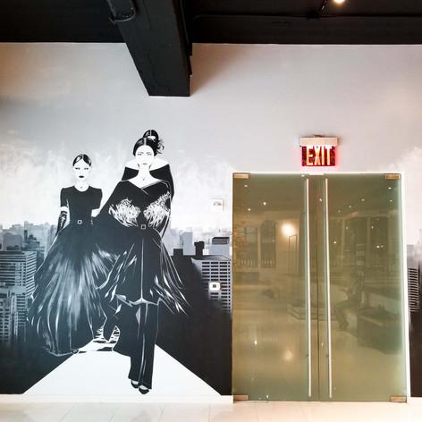 Elie Tahari, Showroom NYC