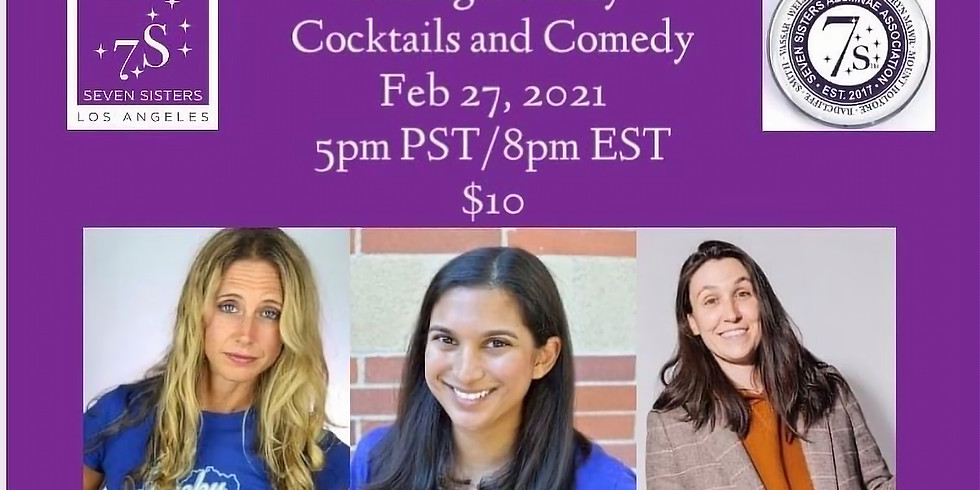 Sibling Revelry - A Seven Sisters Comedy Show