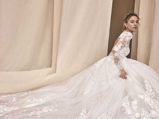 Fresh bridal trends for 2020