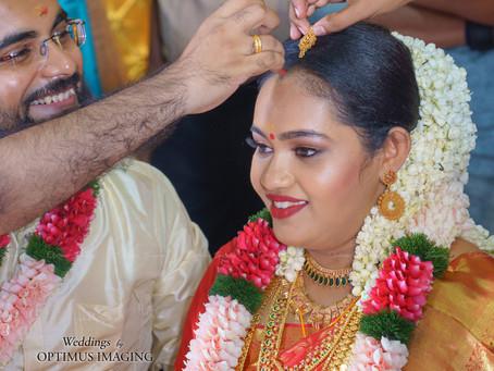Traditional Kerala Hindu Nair Wedding   at Thripoonithura, Kochi || Weddings By Optimus Imaging