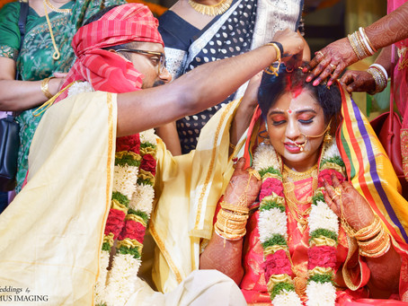 Traditional Bengali - Kerala Wedding at Chennai || Weddings By Optimus Imaging