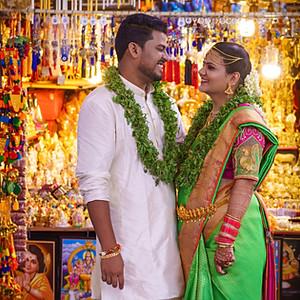 Sachin Weds Sakshi