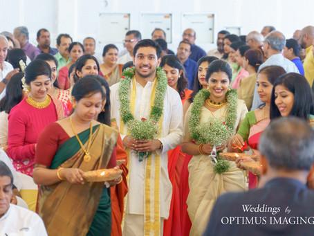 Kerala - Coimbatore Christian Wedding || Betty - Joseph