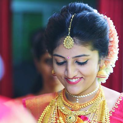 Sruthy - Arun Wedding