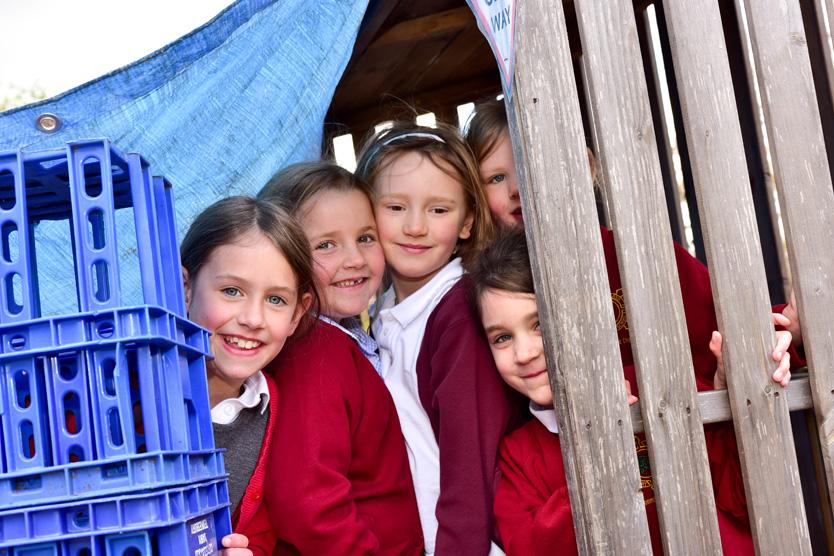 Cross Ash Primary School
