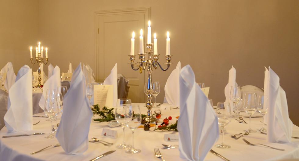 Schloss Immenstadt Eventlocation Allgäu Weihnachtsfeier