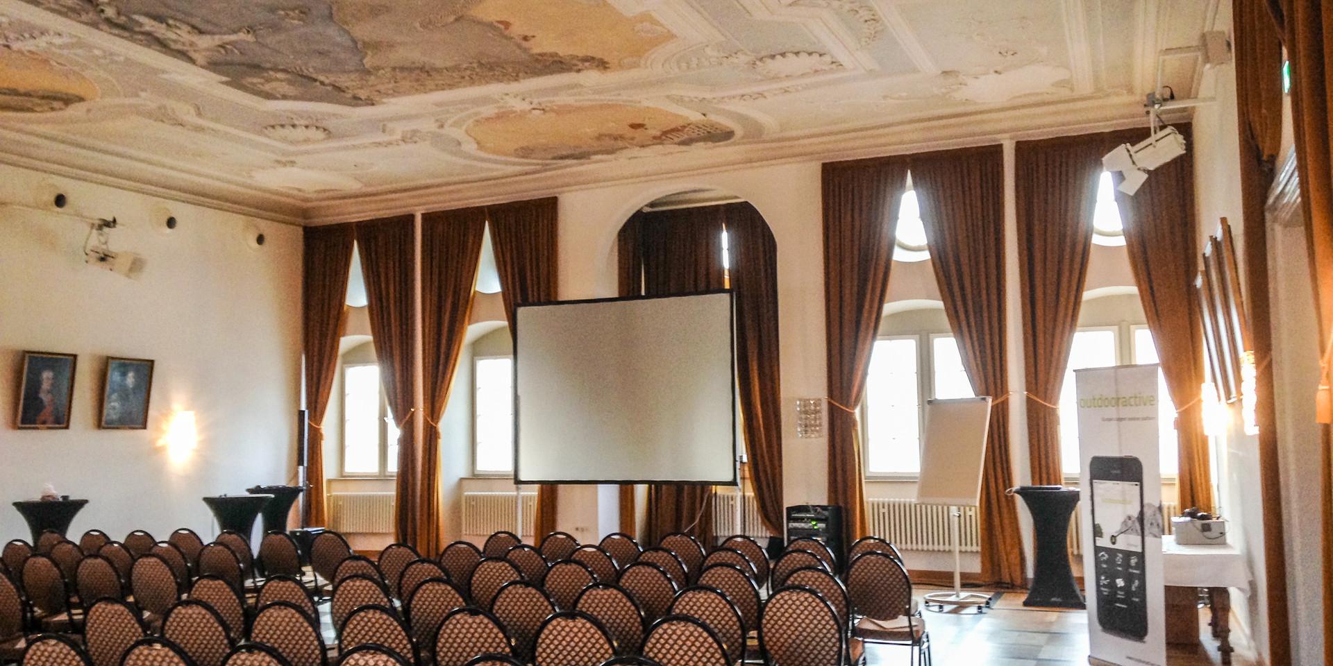 Schloss Immenstadt Eventlocation Allgäu Tagung Seminar Workshop