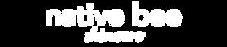 Native Bee Skincare logo