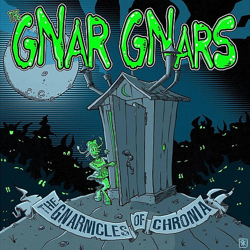 CD Gnarnicles Of Chronia