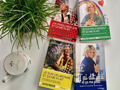 Les livres de Lilou Macé... et ça me plaît !
