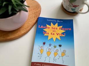 Un livre sur les peurs et l'adolescence.
