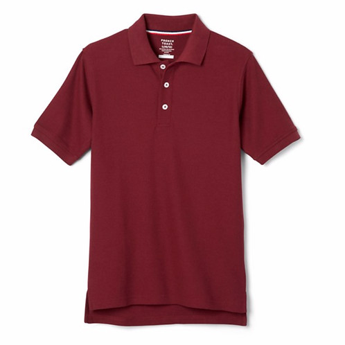 Youth Unisex Polo with Embroidery