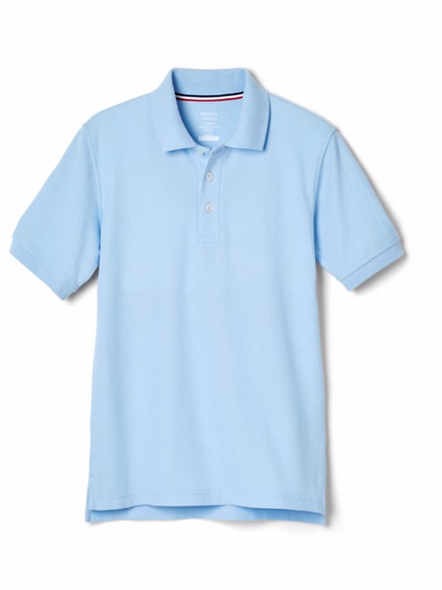 Adult Unisex Polo with Embroidery