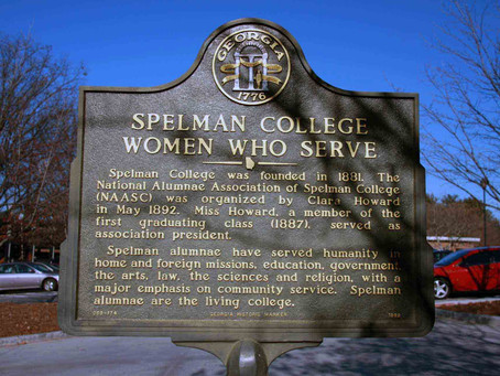 Spelman Sister On Spelman Lane