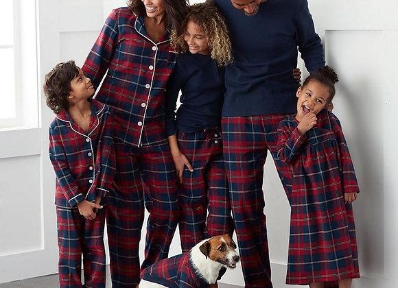 Family Plaid Set