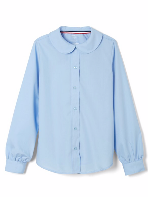 Youth Peter Pan L/S Blouse