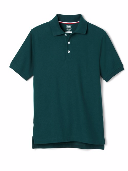 Adult Unisex Polo with Transfer