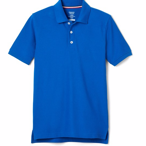 Youth Unisex Polos with Transfer