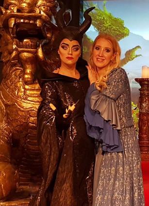 Die Zauberflöte (Claudia/ Pamina; Lucy/ Königin der Nacht// Oper 2016)