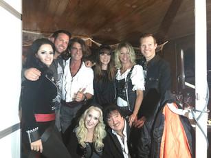 Piratentour mit Sandy Wagner & Friends