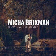 Micha Brikman | Logo | Branding | Web Design