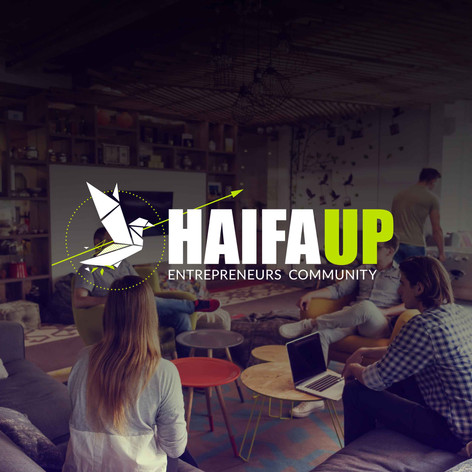 HaifaUp | Web Design | Logo | Branding