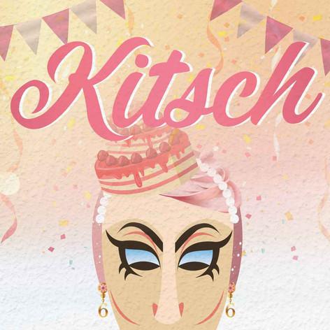 Over Kitsch | Advertisement | Logo | Branding