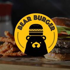 Bear Burger | Logo | Branding