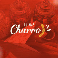 El Mas Churros | Logo | Branding | Packaging