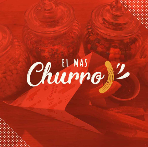 El Mas Churros | Logo | Branding | Packaging
