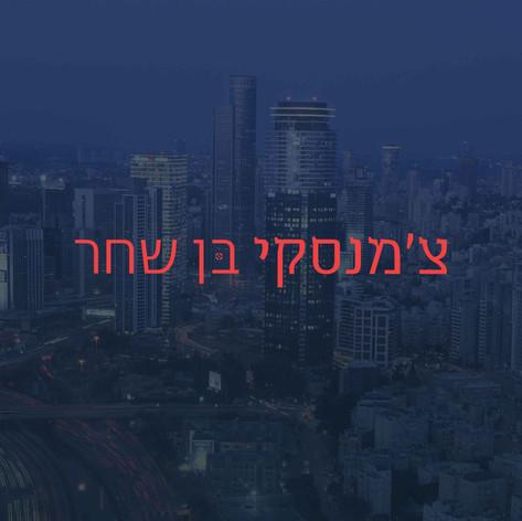 Czamanski Ben Shahar | Web Design | Logo | Branding