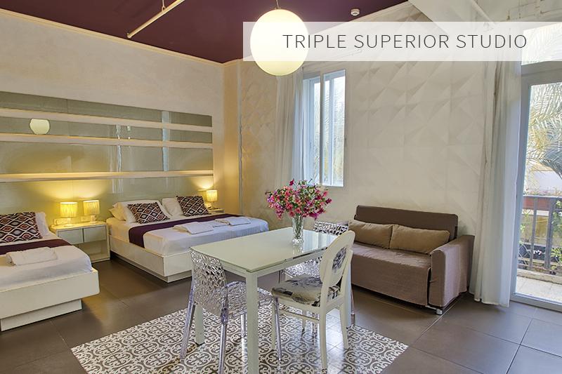 triple superior