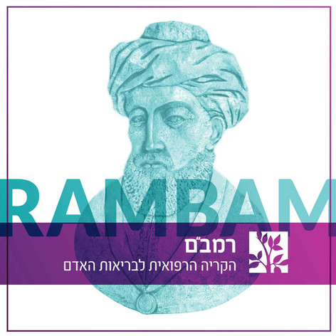 Rambam | Web Design | Advertisement | Branding