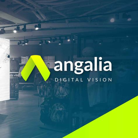 Angalia  | Logo | Branding | Web Design