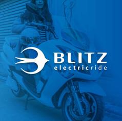 Blitz | Logo | Branding | Advertisement