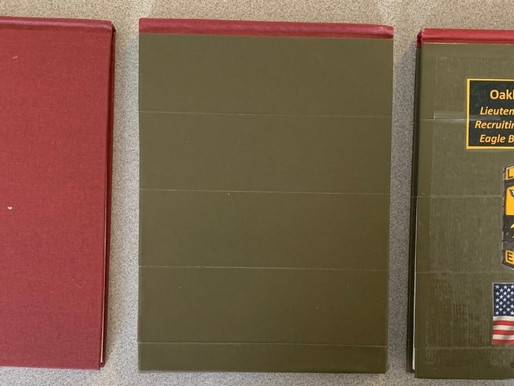 The Importance of Keeping a Professional Notebook