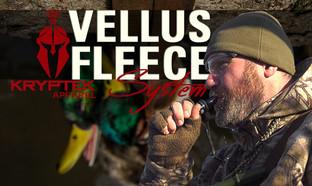 The Kryptek Vellus Fleece System