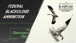 Federal Blackcloud Ammunition With Flitecontrol Flex