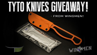 Tyto Knives Giveaway!