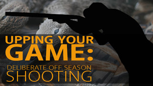 Upping Your Game: Deliberate Shotgun Practice