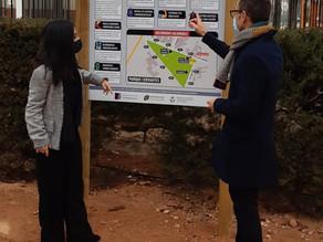 Primera acción entre el COLEF CLM y el Ayuntamiento de Valdepeñas