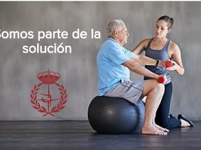 COLEF Castilla-La Mancha manda una carta a la Consejería de Sanidad y Dirección General de Deportes