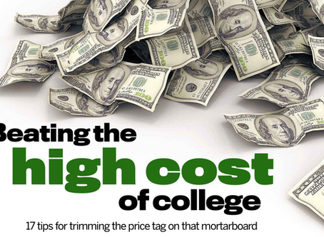 Beating the High Cost of College
