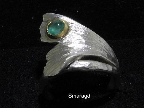 Gingo Smaragd Ring