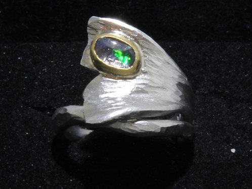 Gingo Opal Ring