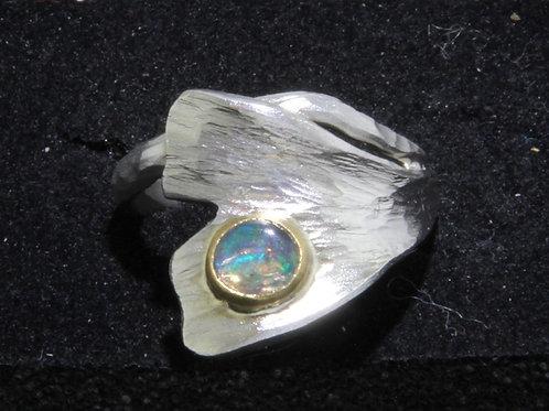 Gingo Opal Ring