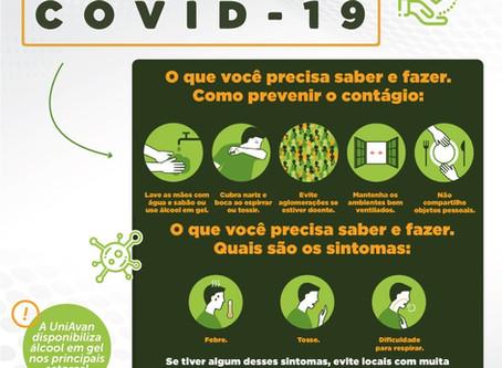 Atualizações COVID 19 - Relato Informal de Emergências Odontológicas