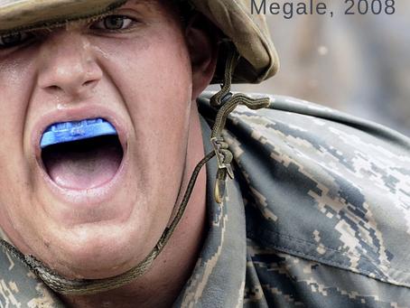 *Artigo comentado: Importância dos protetores bucais para esportes no meio militar